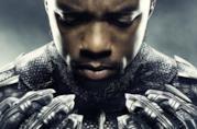 Chadwick Boseman nel film Black Panther