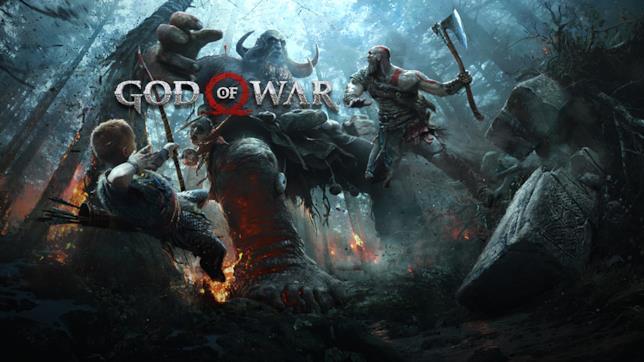Kratos e il figlio protagonisti del nuovo God of War
