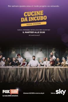 Cucine da incubo s03e09 episodio 9 borgo san lazzaro mondofox - Ristorante borgo antico cucine da incubo ...