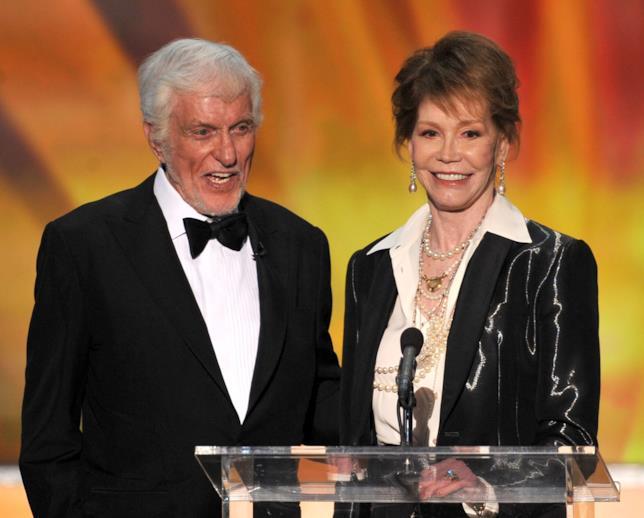 Dick Van Dyke e Mary Tyler Moore agli Screen Actors Guild Award