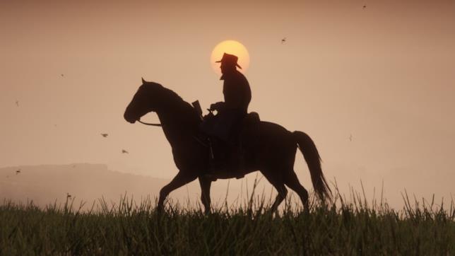 Le affascinanti atmosfere di Red Dead Redemption 2