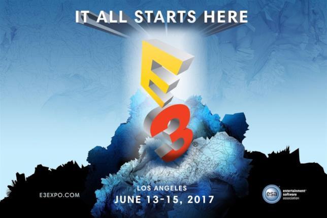 Il logo dell'E3 2017