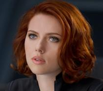 Scarlett Johansson nei panni di Vedova Nera nel Marvel Cinematic Universe