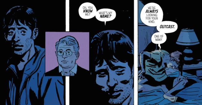 Al Napoli Comicon Ratigher renderà omaggio ad Outcast