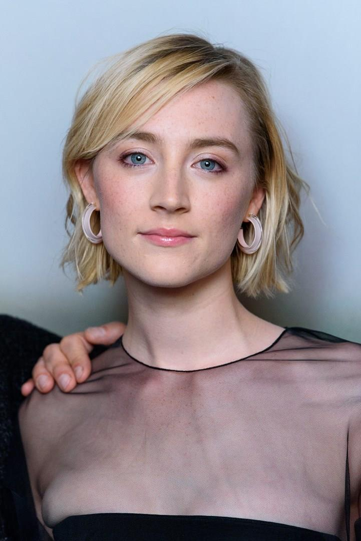 Saoirse Ronan in primo piano