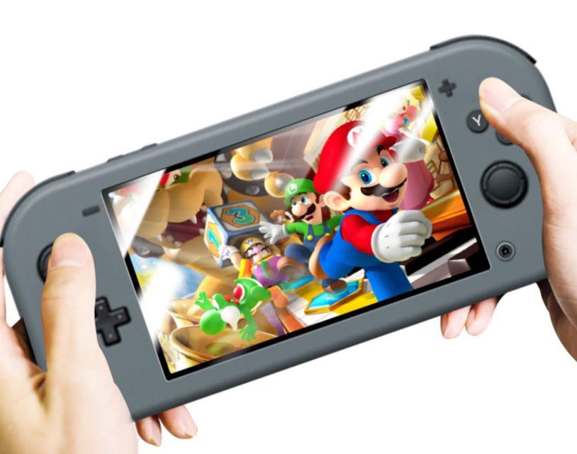 Un mockup della possibile Nintendo Switch Mini