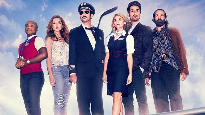 Il cast di LA to Vegas