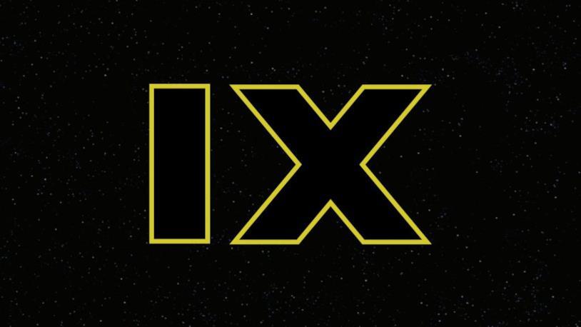 Il logo di Star Wars: Episodio IX