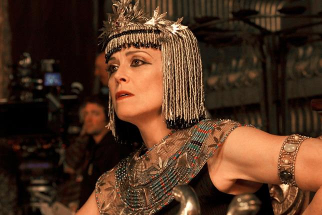 Sigourney Weaver in Exodus– Dei e Re