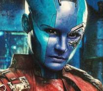 Kaner Gillan è Nebula in un'immagine promozionale