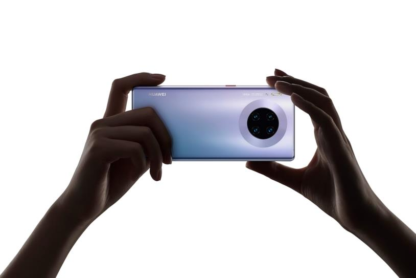 Immagine promozionale di Huawei Mate 30 Pro