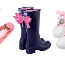 Nella nuova collezione a tema Sailor Moon c'è davvero una calzatura per ogni occasionre