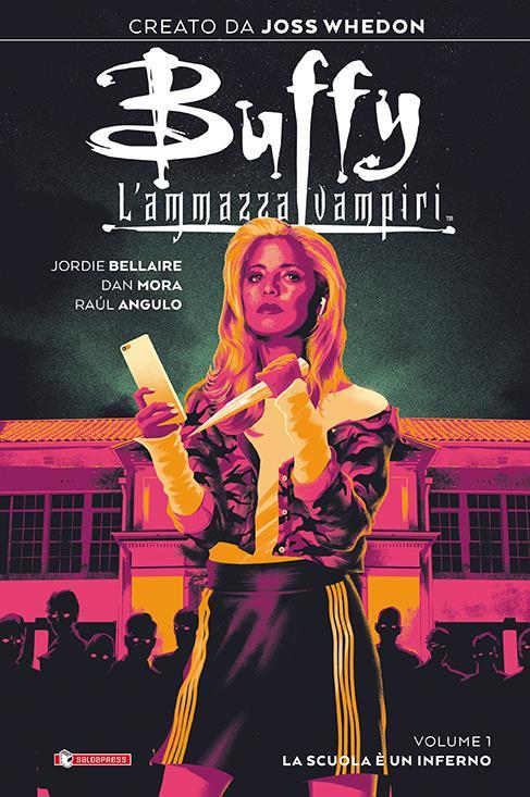 Buffy: il primo volume della nuova serie a fumetti