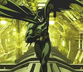cover animata di Batman