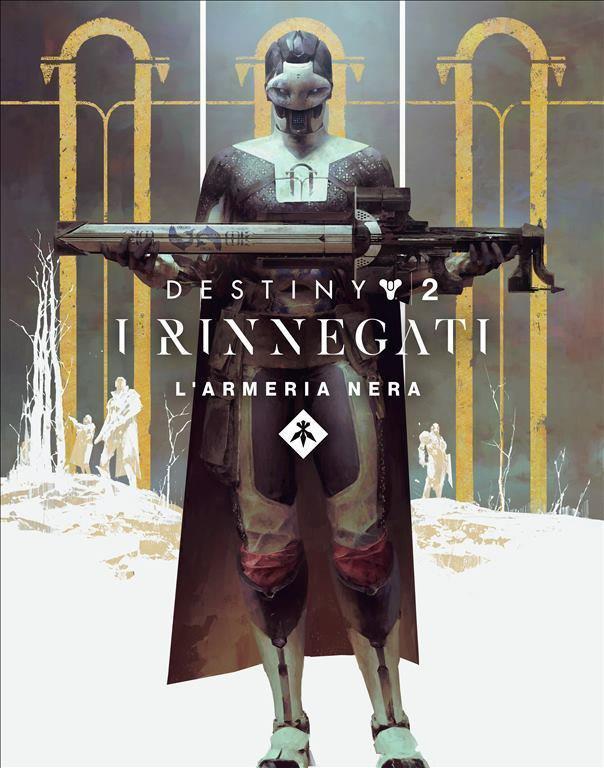 Destiny 2: I Rinnegati si espande con il DLC L'Armeria Nera