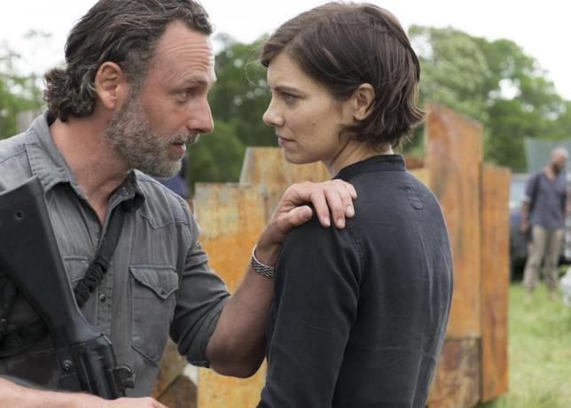 The Walking Dead episodio 8x01