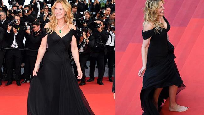 Julia Roberts a Cannes 2016