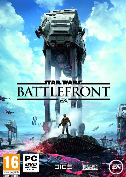 Copertina di Star Wars Battlefront