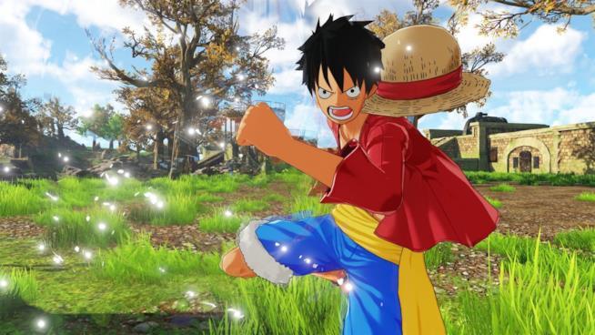 Cappello di Paglia in One Piece: World Seeker