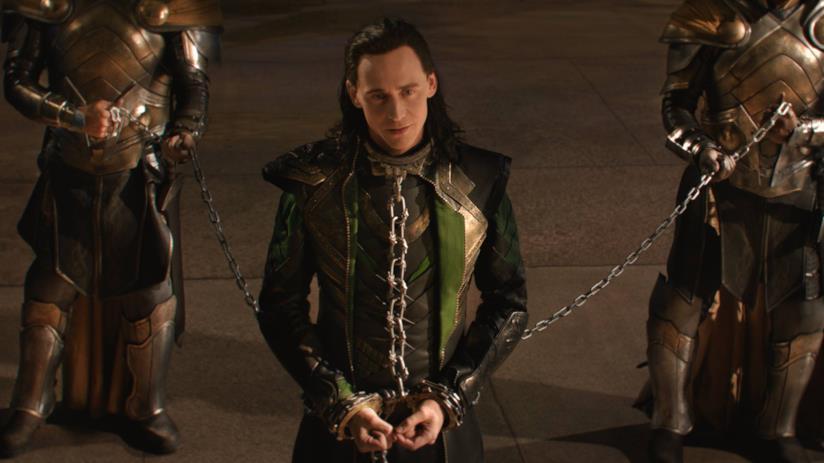 Tom Hiddleston come Loki in Thor: The Dark World