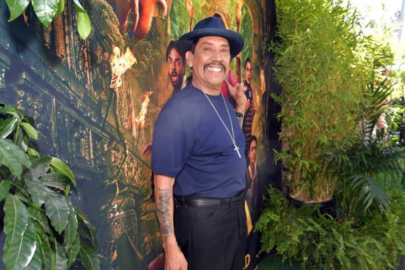 Un sorridente Danny Trejo