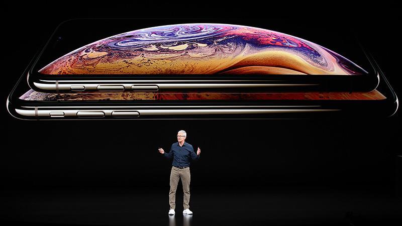 Gli iPhone XS e iPhone XS Max presentati da Tim Cook