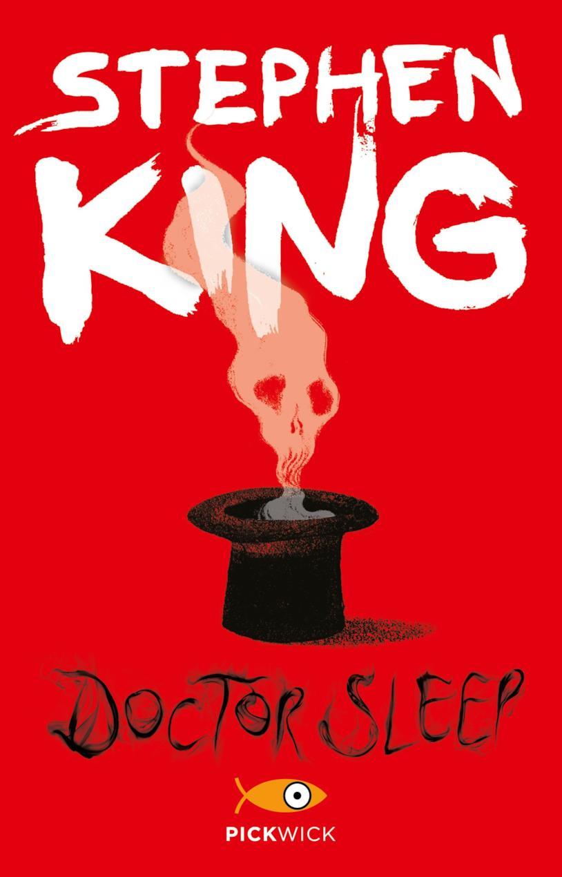 Doctor Sleep copertina
