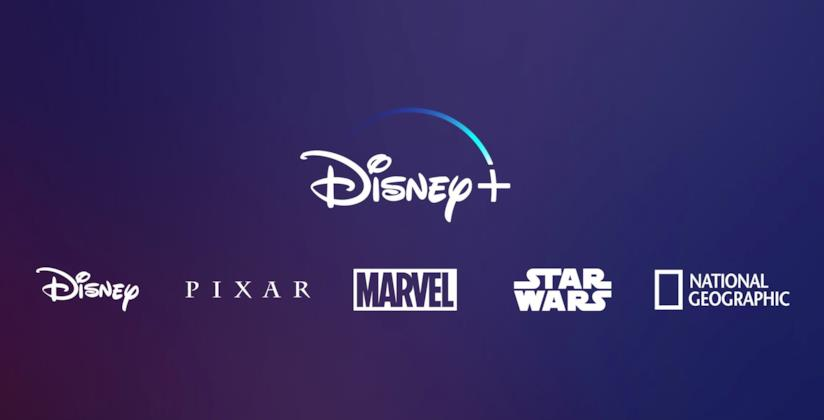Il logo di Disney+ (DisneyPlus)