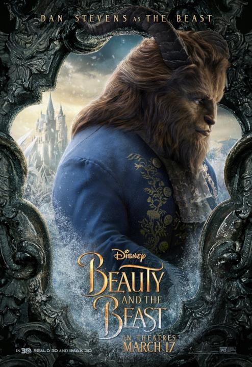 La Bella e la Bestia: Dan Stevens nel ruolo della Bestia