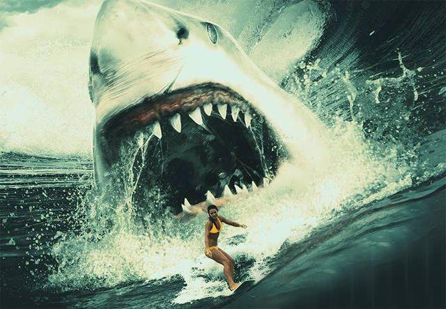 Meg lo squalo gigante