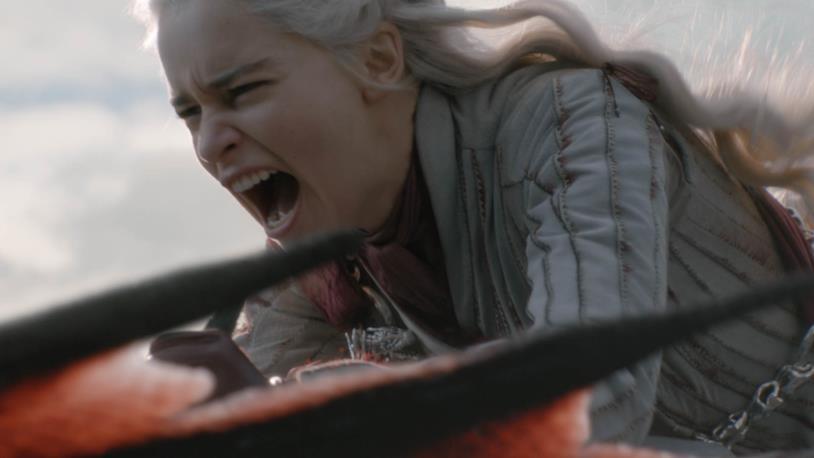 Daenerys è la Mad Queen in Game of Thrones 8