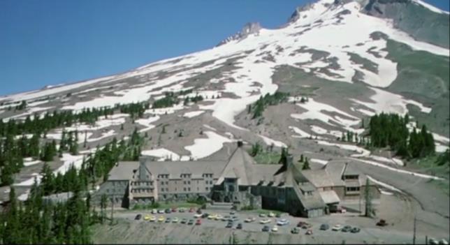 Un possibile Overlook Hotel di Shining