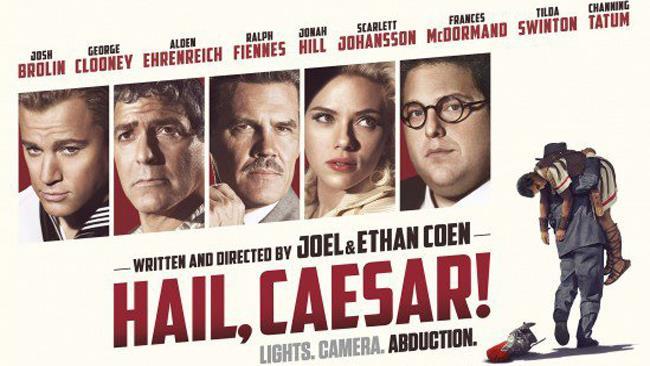 Ave, Cesare! il film dei fratelli Coen