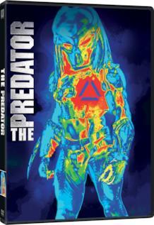 Il DVD di The Predator