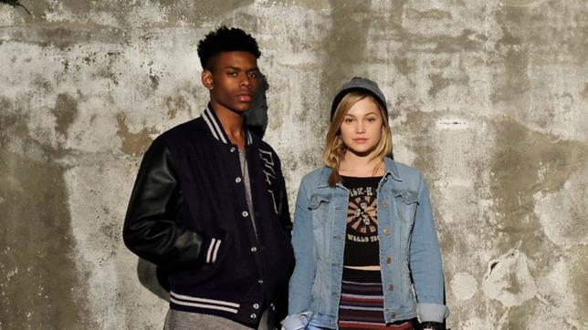 Cloak e Dagger in un'immagine promozionale dalla serie TV
