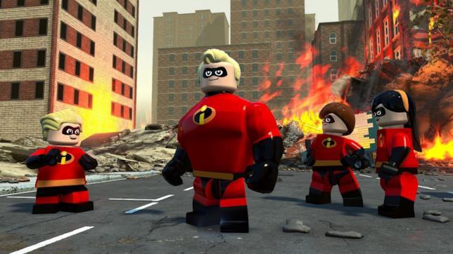 LEGO Gli Incredibili uscirà a giugno su PS4, Xbox One, Switch e PC