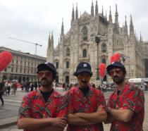 I sosia di Thomas Magnum invadono Milano per l'arrivo della serie su FOX