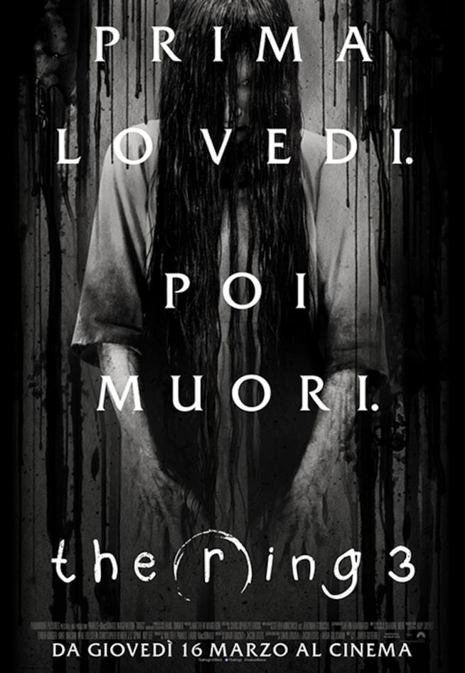 Poster del terzo capitolo di The Ring