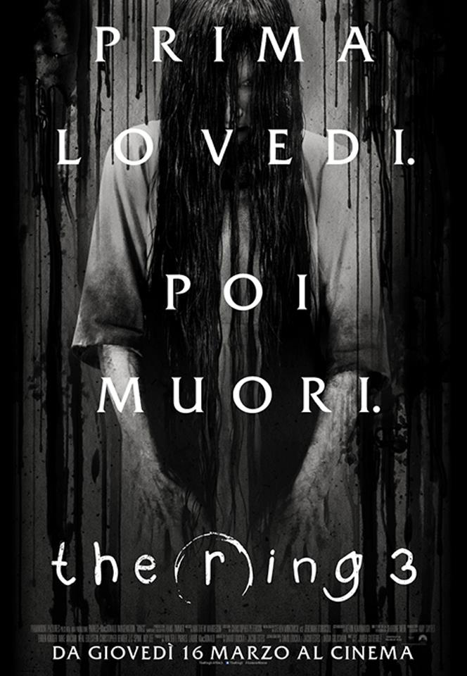 The Ring 3 poster