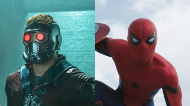 Spider-Man e Star-Lord nel trailer leaked di Avengers: Infinity War!