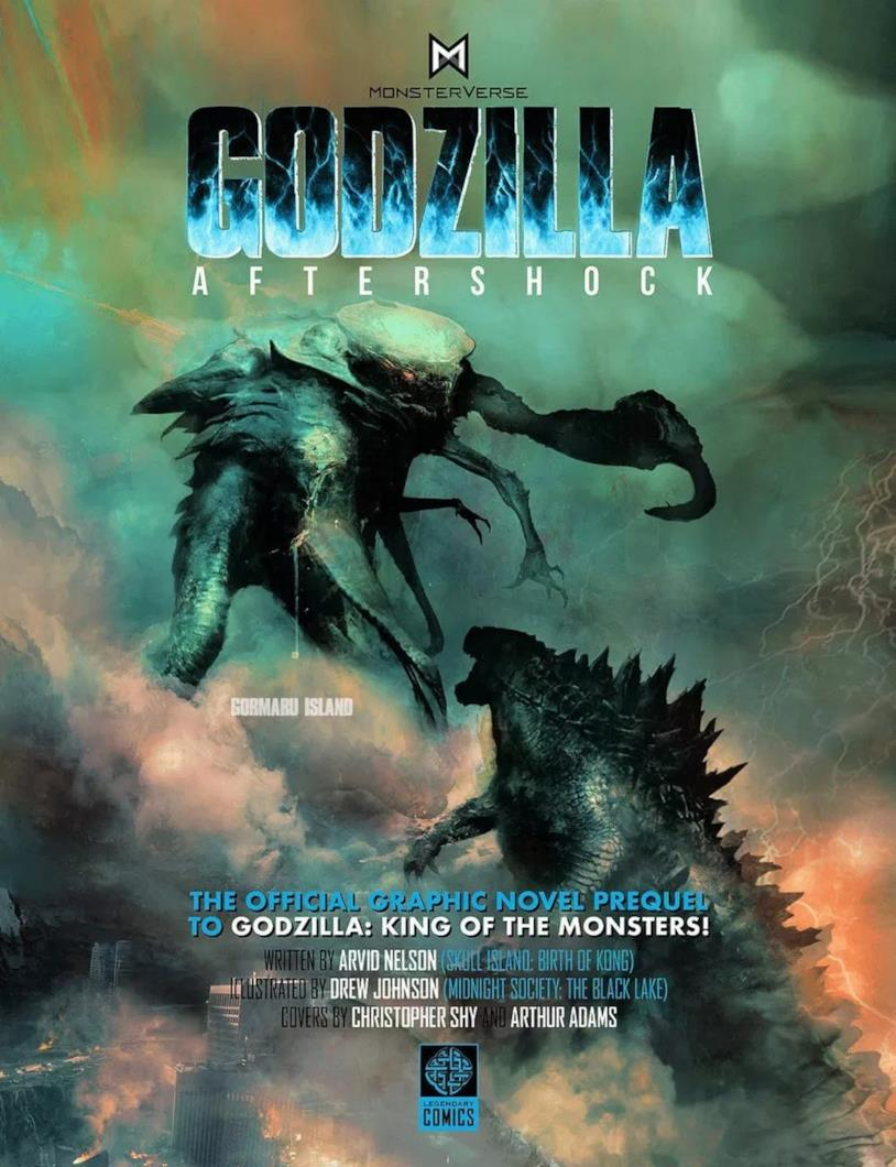 Godzilla: King of the Monsters, nuovi mostri in arrivo (nel