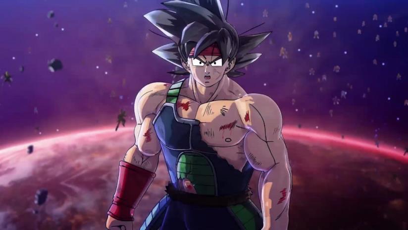 Bardok in una sequenza del trailer di Dragon Ball Xenoverse 2