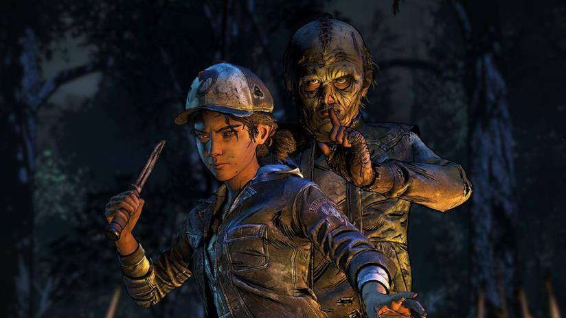 Clementine è la protagonista di The Walking Dead: The Final Season