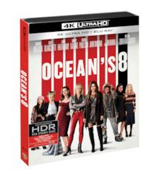 Il formato 4K di Ocean's 8