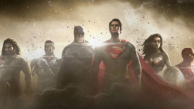 Justice League Parte 1, il film