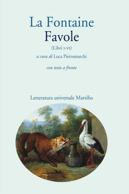 La cover di Favole