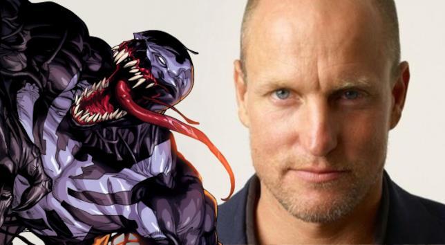 Woody Harrelson non sembra preoccupato di avere Venom al suo fianco