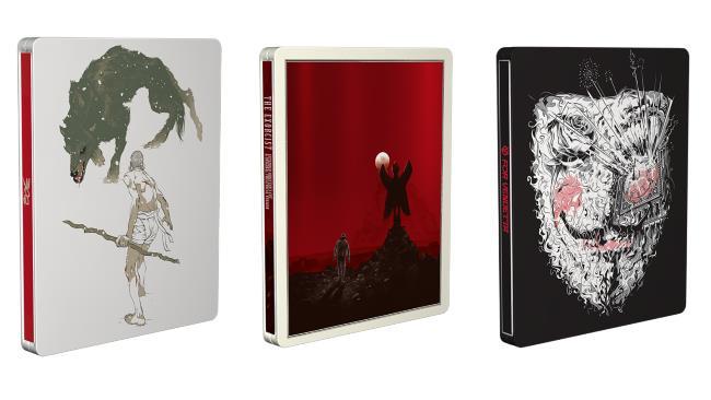 Le edizioni Steelbook Mondo di tre cult Warner Bros.