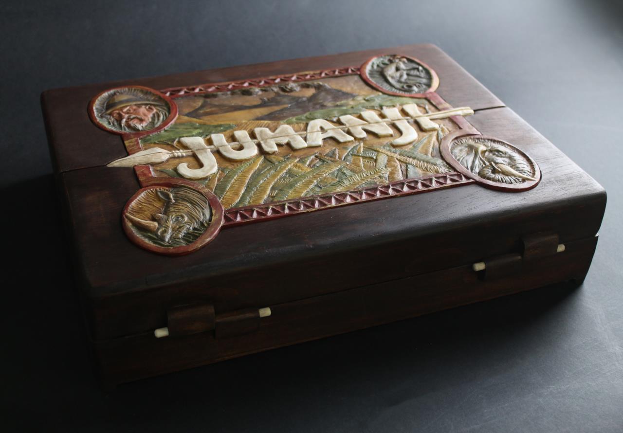 La scatola chiusa di Jumanji