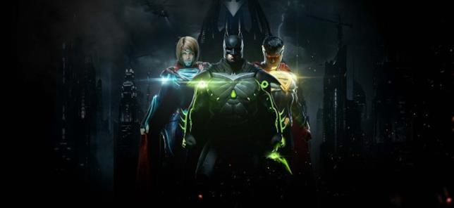 Injustice 2 in uscita il 16 maggio